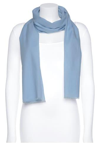 J.Jayz Modeschal, Schlichter Basicschal mit Selbstfransen kaufen