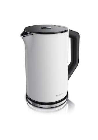 Arendo Wasserkocher »ELEGANT 1,5 Liter Weiß Matt«, 1.5 l, 2200 W kaufen