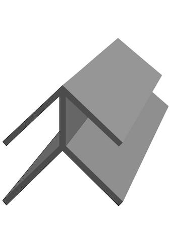 Baukulit VOX Eckprofil »Fine-Line B1 Aussenecke«, 260 cm kaufen