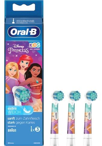 Oral B Aufsteckbürsten »Cars/Mickey/Princess Mix«, für Kinder ab 3 Jahren kaufen