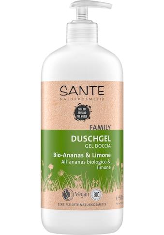 SANTE Duschgel »Bio-Ananas & Limone« kaufen