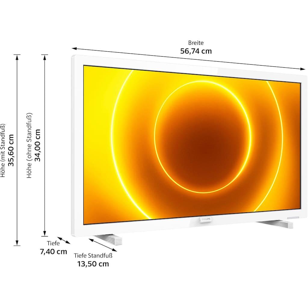 """Philips LED-Fernseher »24PFS5535/12«, 60 cm/24 """", Full HD, 12-V-Anschluss für KFZ"""