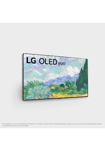 LG OLED-Fernseher »OLED77G19LA«, 195 cm/77 Zoll, 4K Ultra HD, Smart-TV, (bis zu... kaufen