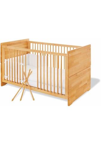 Pinolino® Babybett »Natura«, Made in Europe kaufen