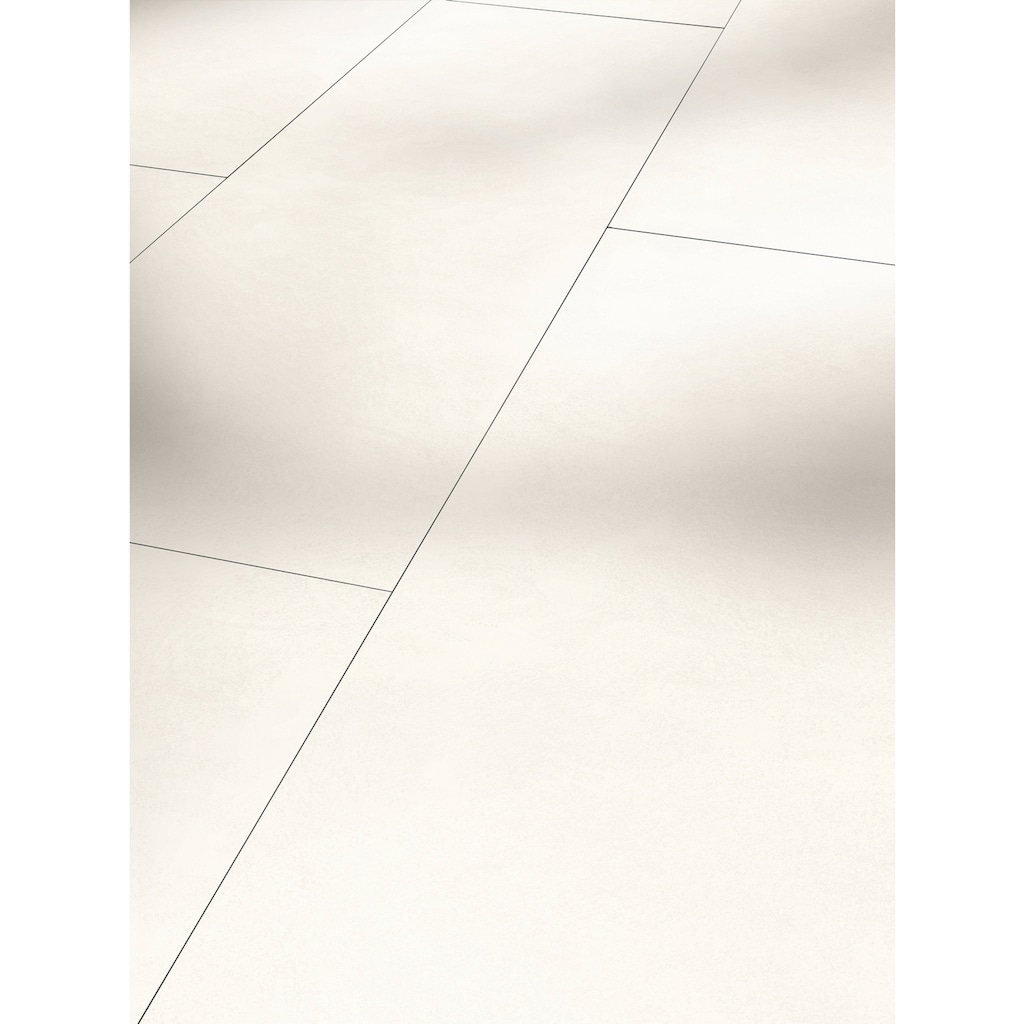 PARADOR Laminat »Trendtime 4 - Painted white«, 1285 x 400 mm, Stärke: 8 mm