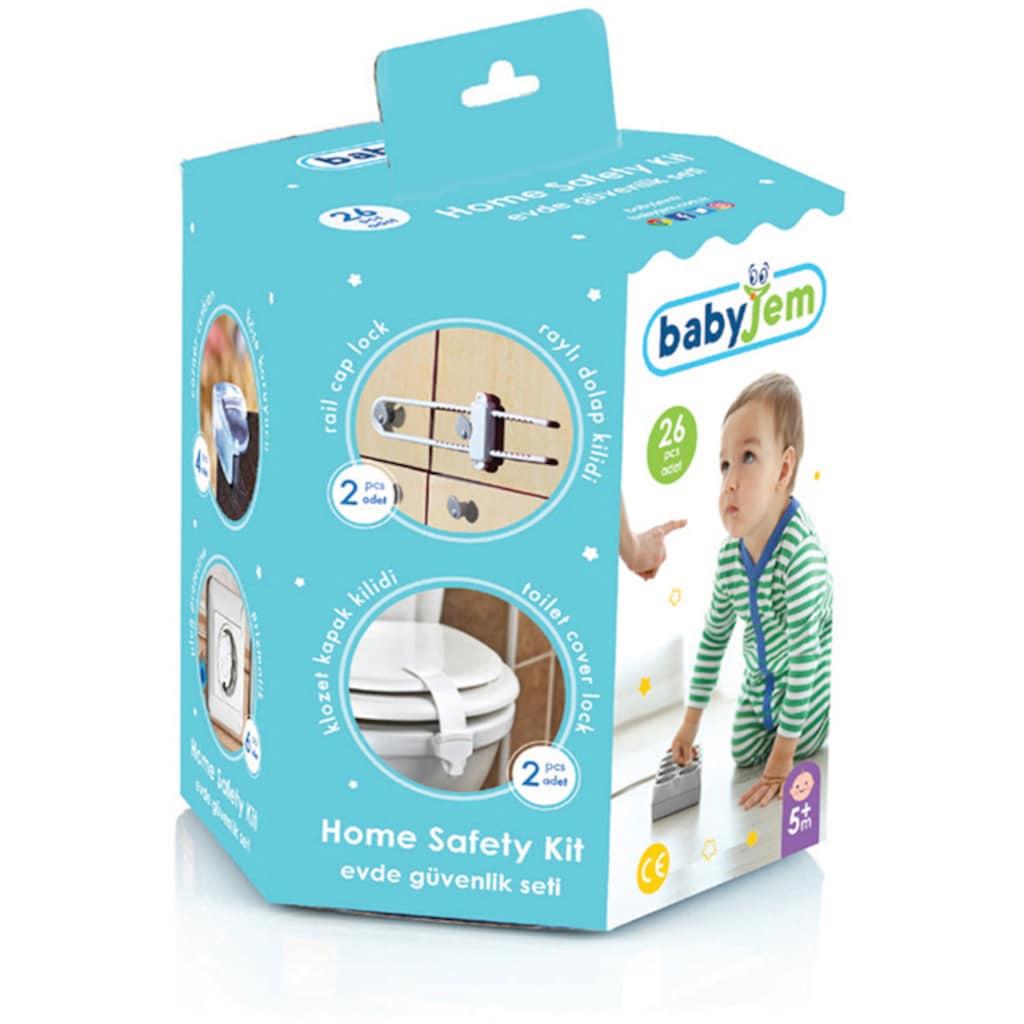 Babyjem Kindersicherung »Sicherheitsset für Babys«, Made in Europe