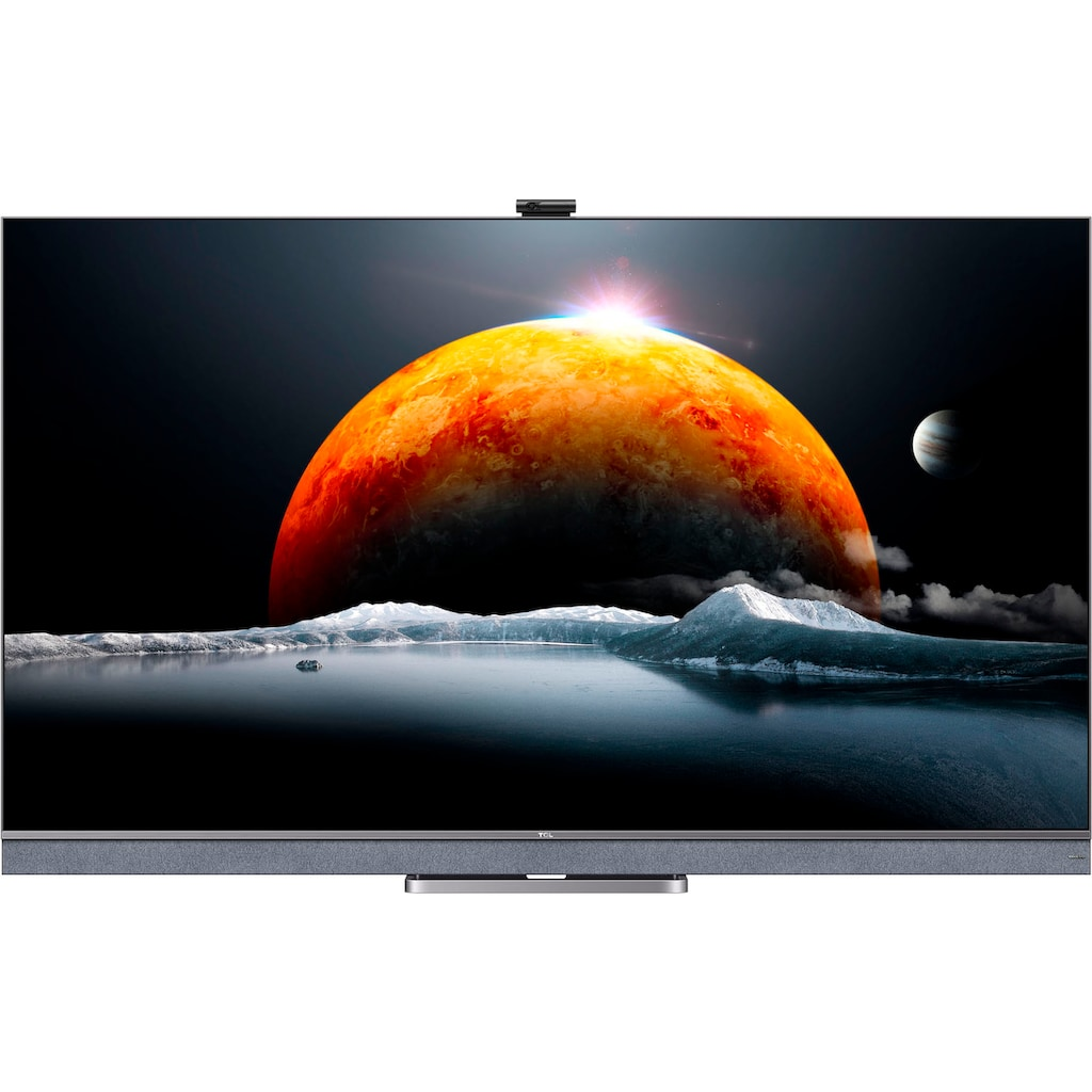 """TCL QLED Mini LED-Fernseher »55C825X1«, 139,7 cm/55 """", 4K Ultra HD, Android TV-Smart-TV, Android 11, Onkyo-Soundsystem"""