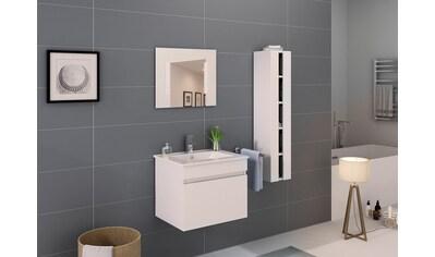 Places of Style Badmöbel-Set »Onset«, (Set, 3 St.), mit Hochglanz Fronten kaufen