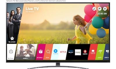 "LG LCD-LED Fernseher »55NANO889PB«, 139 cm/55 "", 4K Ultra HD, Smart-TV, (bis zu... kaufen"