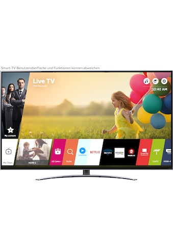 LG LCD-LED Fernseher »55NANO889PB«, 139 cm/55 Zoll, 4K Ultra HD, Smart-TV, (bis zu... kaufen