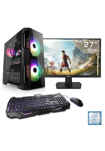 CSL »HydroX T9312 Wasserkühlung« PC - Komplettsystem (Intel, Core i7, RTX 20) kaufen