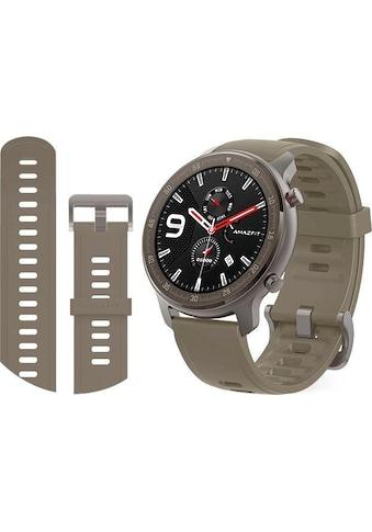 Amazfit Amazfit GTR 47mm Titanium Smartwatch (3,53 cm / 1,39 Zoll) kaufen
