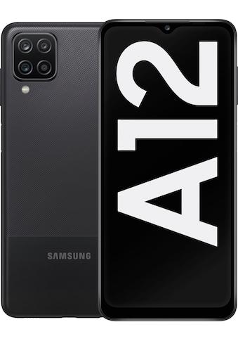 Samsung Galaxy A12 Smartphone (16,55 cm / 6,5 Zoll, 64 GB, 48 MP Kamera) kaufen