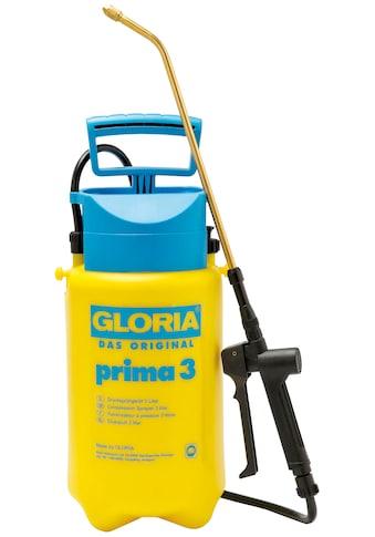 Gloria Drucksprühgerät »prima 3« kaufen