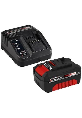 EINHELL Akku - Set »Starter - Kit Power X - Change «, 4,0 Ah, 18 V kaufen