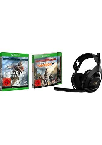 ASTRO Gaming-Headset »A50 Gen4 Xbox One«, Geräuschisolierung, Ubisoft-Bundle kaufen