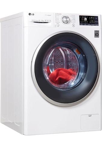 LG Waschtrockner F14WD96EH1, 9 kg / 6 kg, 1400 U/Min kaufen