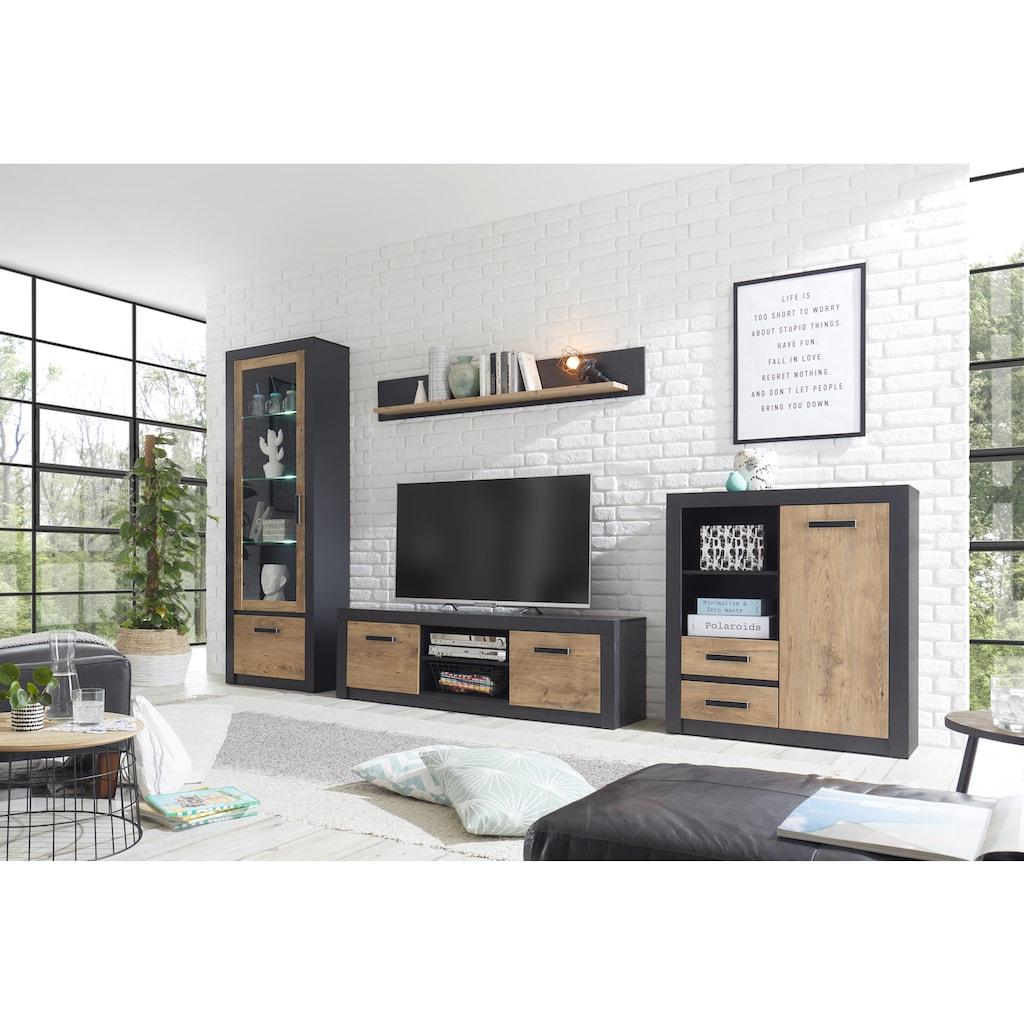 my home Kommode »Bruegge«, Mit einer dekorativen Rahmenoptik