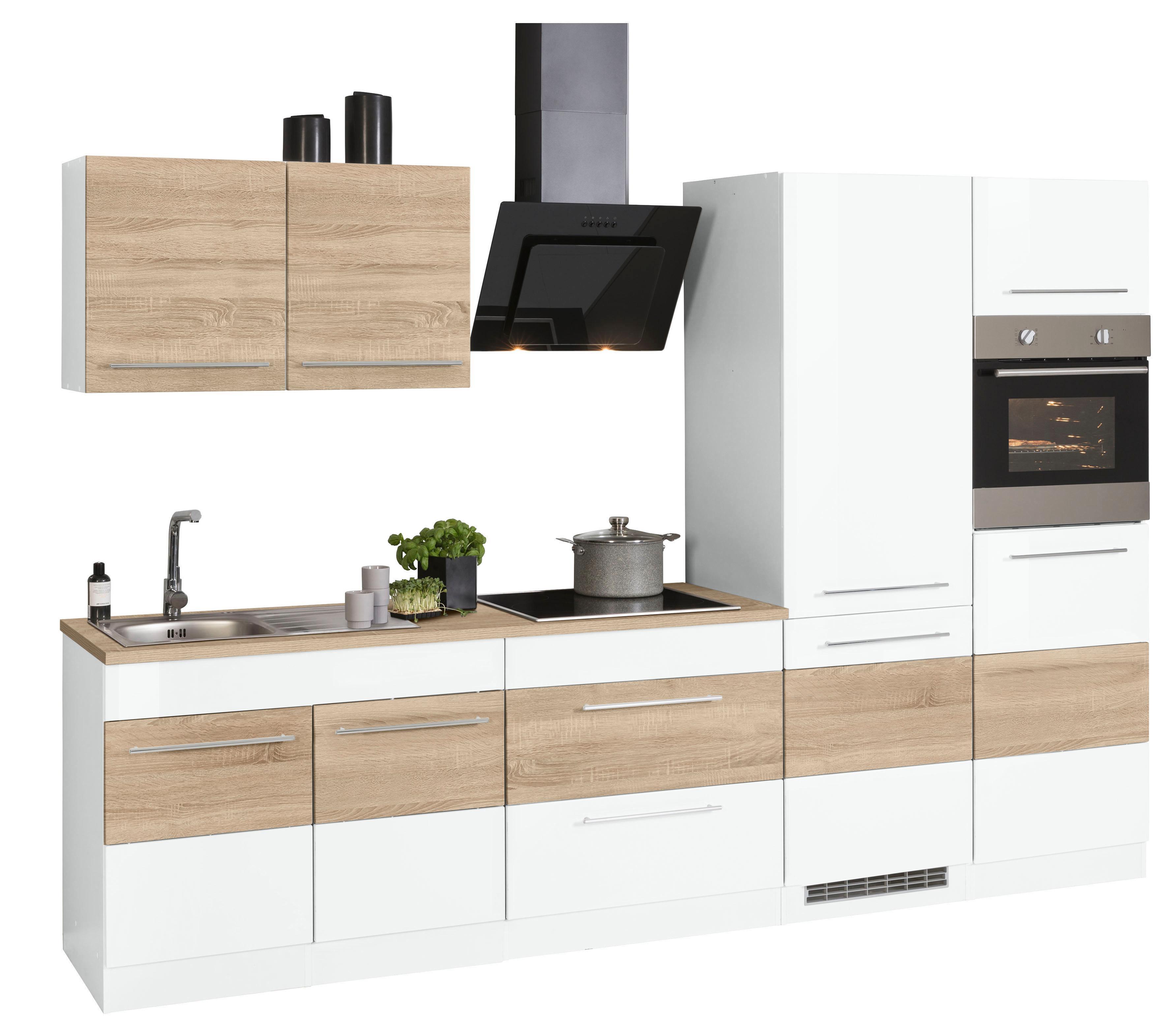 White Hochglanz Küchenzeilen Online Kaufen Möbel Suchmaschine