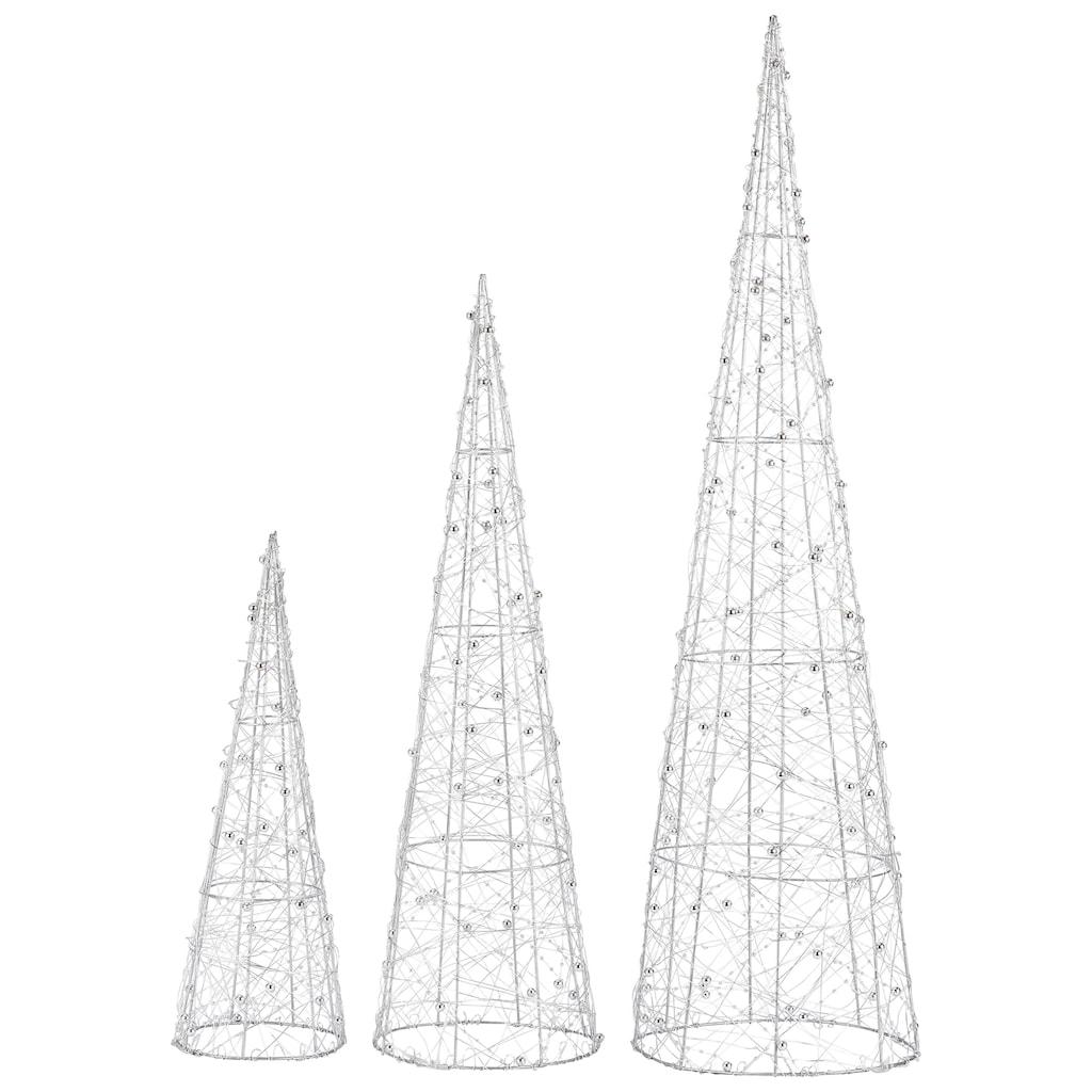 ,LED Baum»Pyramide«,
