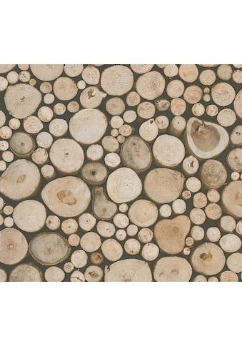 A.S. CRÉATION Papiertapete »Il Decoro in Holz Optik« kaufen