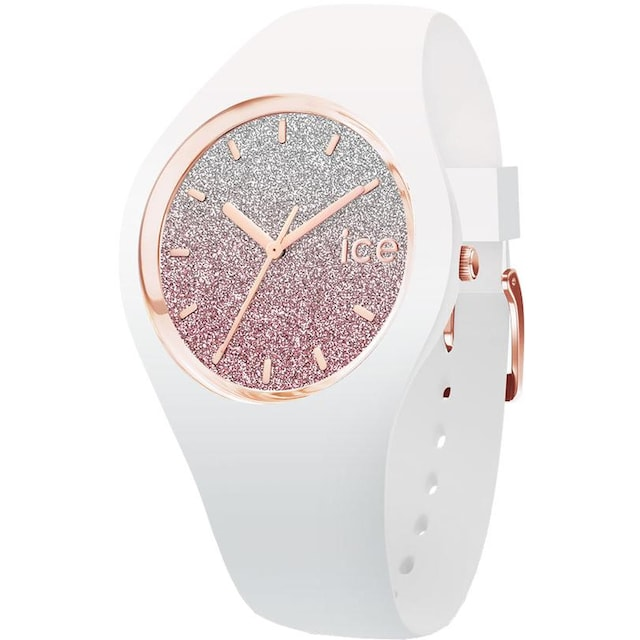 ice-watch Quarzuhr »ICE lo - White pink - Small - 3H, 013427«