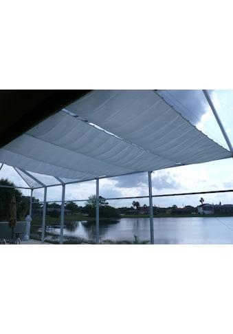 Floracord Sonnensegel »Bausatz Universal«, BxT: 330x140 cm, silbergrau kaufen