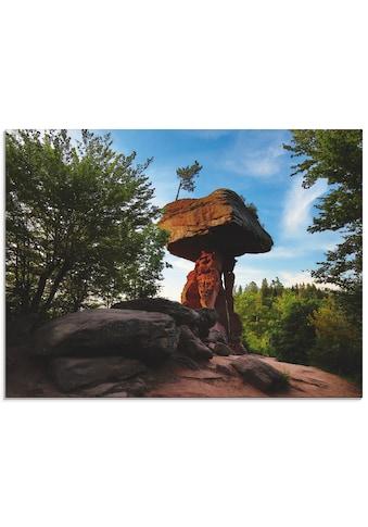 Artland Glasbild »Teufelstisch« kaufen