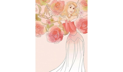 KOMAR XXL Poster »Sleeping Beauty Roses« kaufen