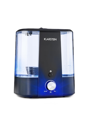Klarstein Ultraschall-Luftbefeuchter Aroma-Diffusor 6l LED-Licht schwarz kaufen