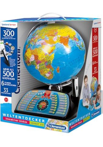 "Clementoni® Globus ""Interaktiver Globus Connect 2.0"" kaufen"