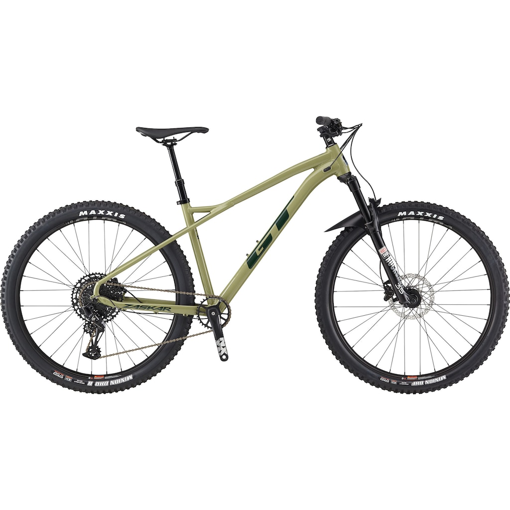 GT Mountainbike »Zaskar LT Al Expert«, 12 Gang, SRAM, NX Eagle Schaltwerk, Kettenschaltung