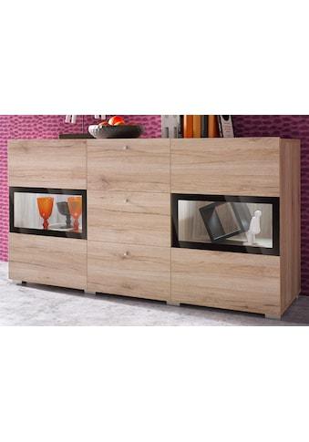 TRENDMANUFAKTUR Sideboard »Baros«, Breite 132 cm kaufen