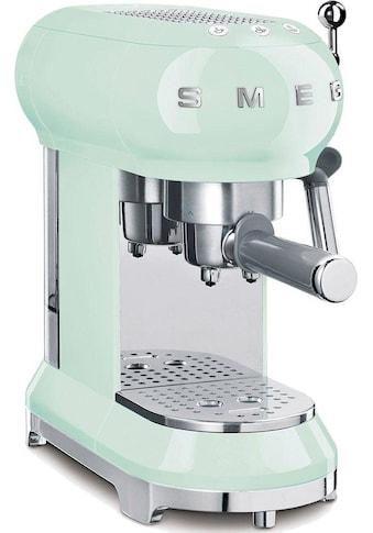 Smeg Espressomaschine ECF01PGEU kaufen