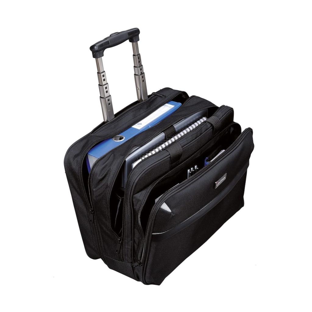LIGHTPAK® Business-Trolley »XRay«, 2 Rollen, mit Laptopfach