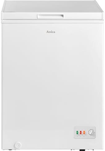 Amica Gefriertruhe »GT 311 100 W«, 85 cm hoch, 65,5 cm breit kaufen