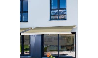 HOME DELUXE Kassettenmarkise »LED Elos V2«, Breite/Ausfall: 350x250 cm, mit LED und Fernbedienung kaufen