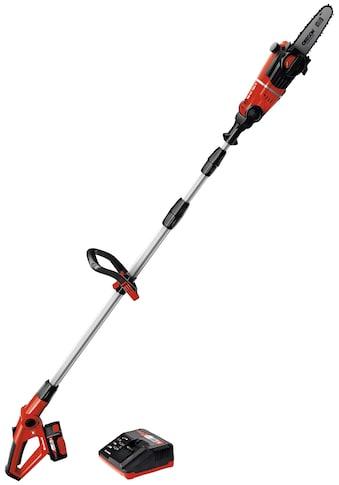 EINHELL Akku - Hochentaster »GE - LC 18 Li T Kit«, 17 cm Schnittlänge, mit Akku und Ladegerät kaufen