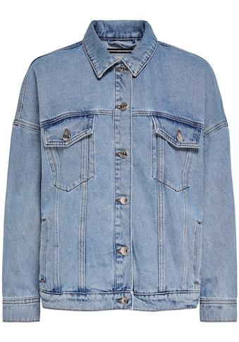 Only Jeansjacke »ONLSAFE«, Oversize Style kaufen