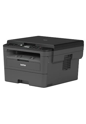Brother »Kompaktes 3 - in - 1 S/W - Multifunktionsgerät« Laserdrucker (WLAN (Wi - Fi)) kaufen