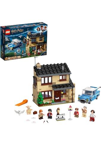 LEGO® Konstruktionsspielsteine »Ligusterweg 4 (75968), LEGO® Harry Potter™«, (797... kaufen