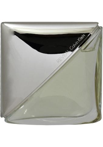 Calvin Klein Eau de Parfum »Reveal Woman« kaufen