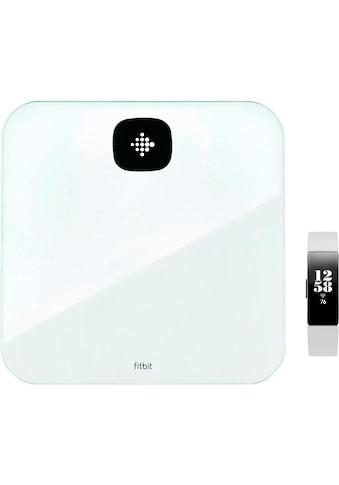 fitbit Aria Air und Inspire HR Fitnessband kaufen