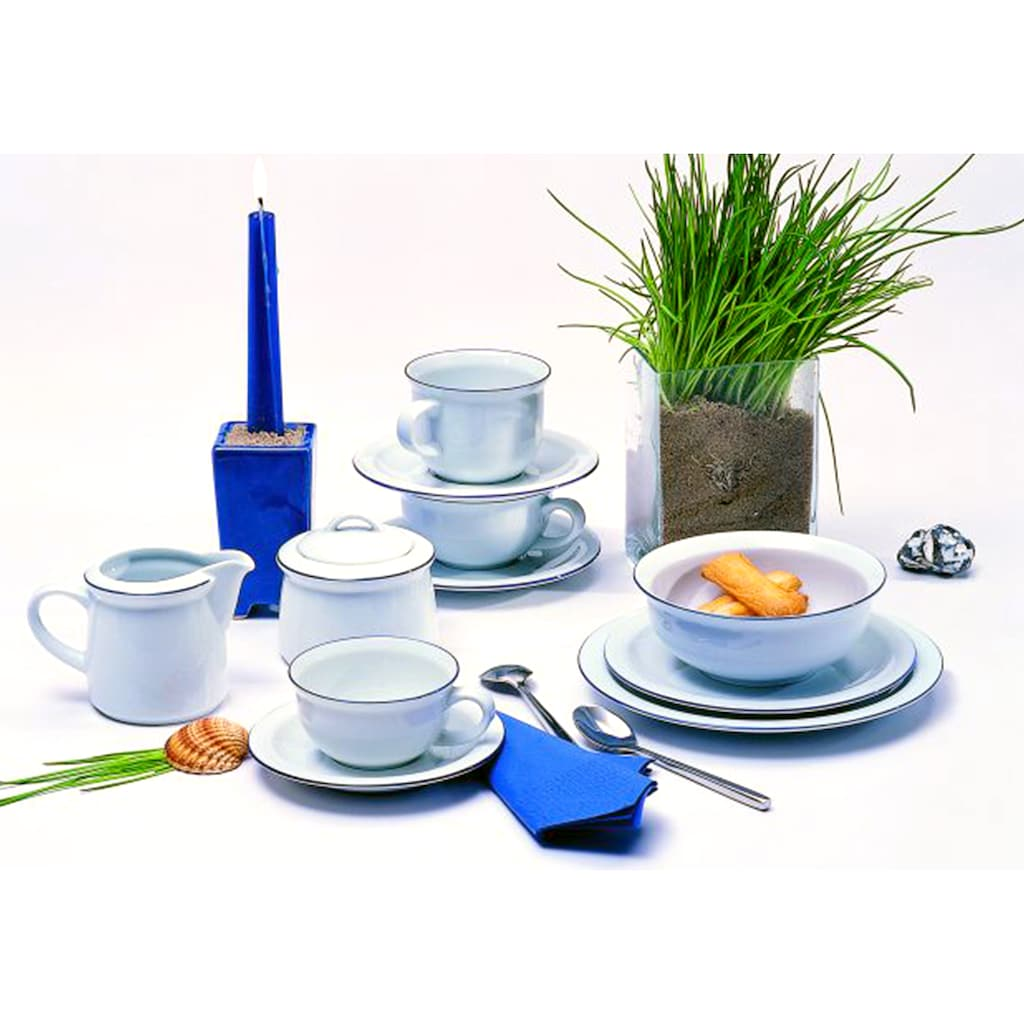 Eschenbach Tafelservice »Today - Westerland«, (Set, 12 tlg.), Made in Germany