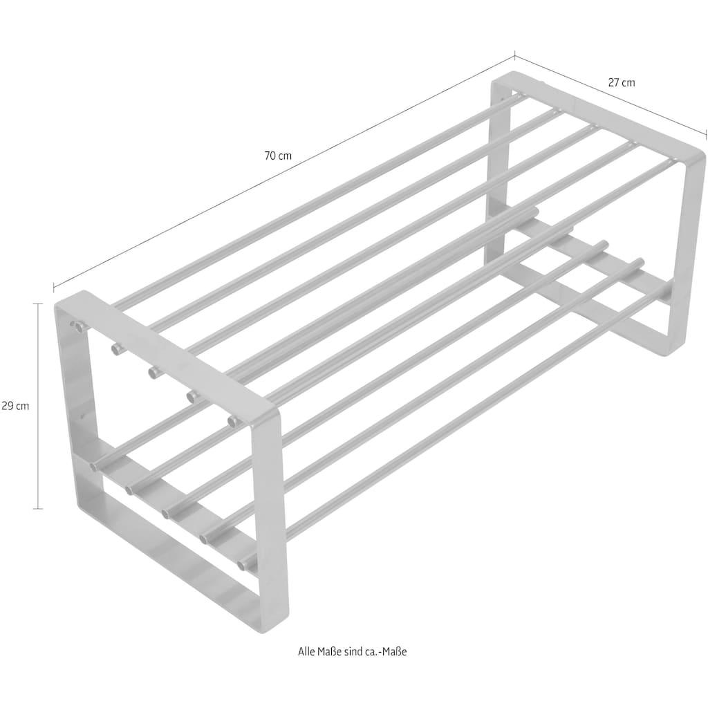 Spinder Design Schuhregal »REX«, Breite 70 cm