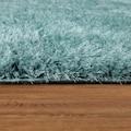 Paco Home Hochflor-Teppich »Palma 334«, rechteckig, 45 mm Höhe, Hochflor-Shaggy mit 3D-Muster, Wohnzimmer