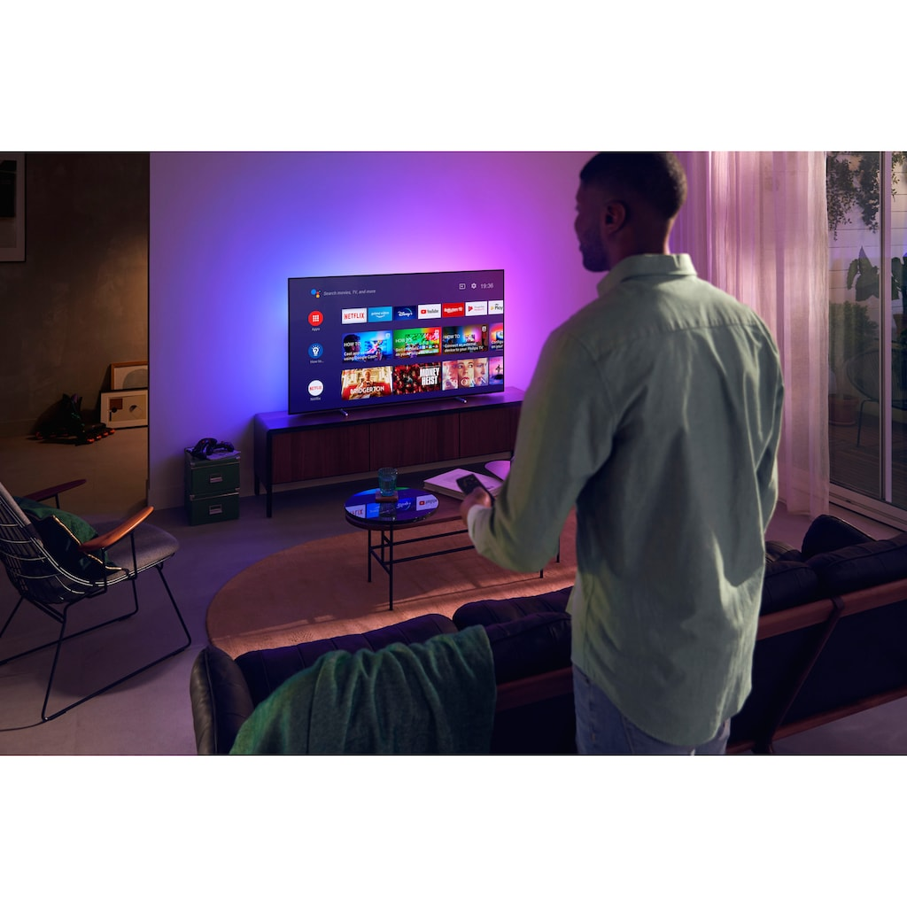"""Philips OLED-Fernseher »65OLED705/12«, 164 cm/65 """", 4K Ultra HD, Android TV"""