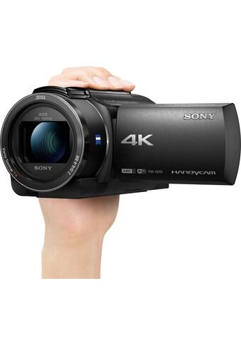 Sony Camcorder »AX43«, 4K Ultra HD, WLAN (Wi-Fi)-NFC, 20x opt. Zoom kaufen
