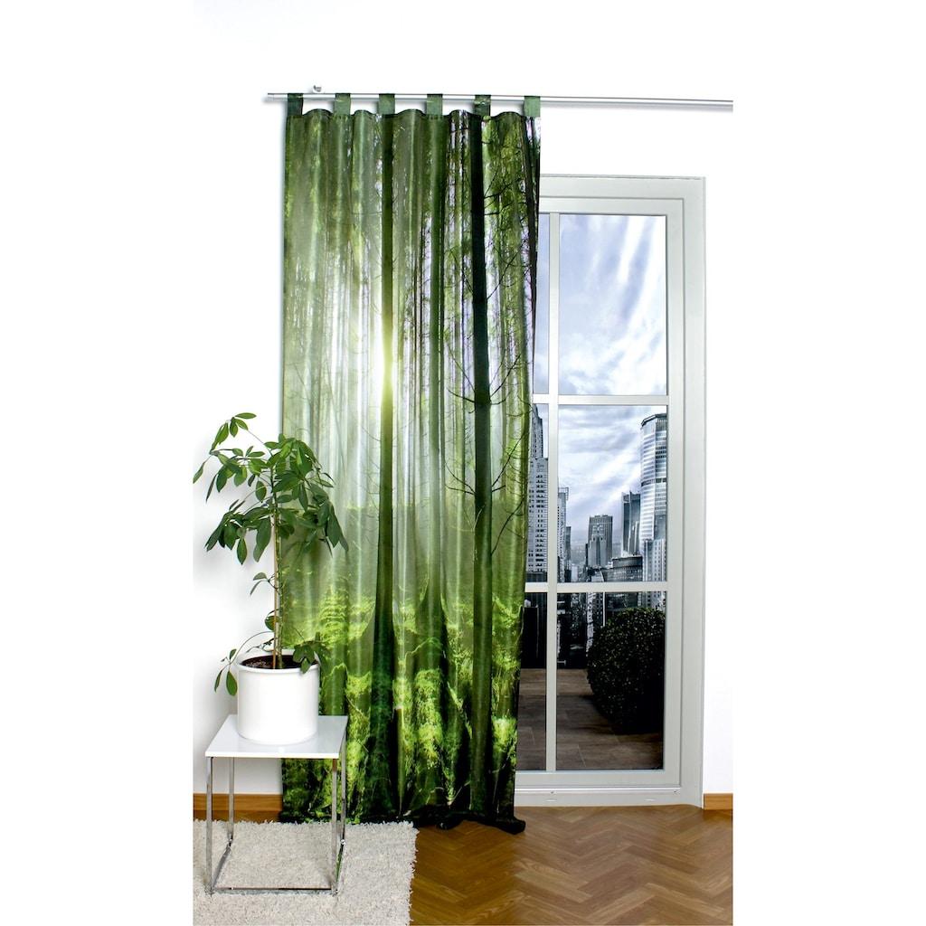 HOME WOHNIDEEN Vorhang »Leonida«, HxB: 245x120