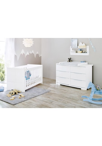Pinolino® Babymöbel-Set »Polar«, (Spar-Set, 2 tlg.), extrabreit kaufen